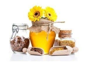 Κεραλοιφή Πρόπολης με Μέλι