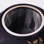 Μαύρη μαντεμένια τσαγιέρα ΙΙ Shippo 0,9 L