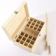 Κουτί 24 Aιθέριων Ελαίων & 1 Ελαίου Βάσης