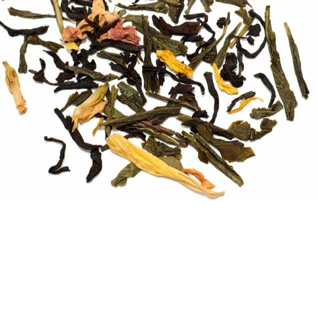 Πράσινο Τσάι Sencha με Πορτοκάλι