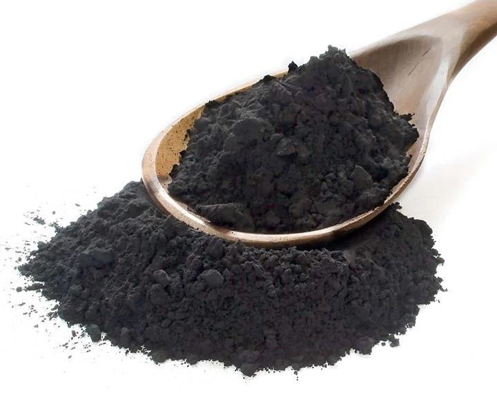 Ενεργός άνθρακας food grade (σκόνη)
