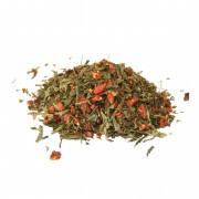 Πράσινο Τσάι Sencha με Γκότζι Μπέρι & Ιπποφαές (Goji Berry & Ippophaes)