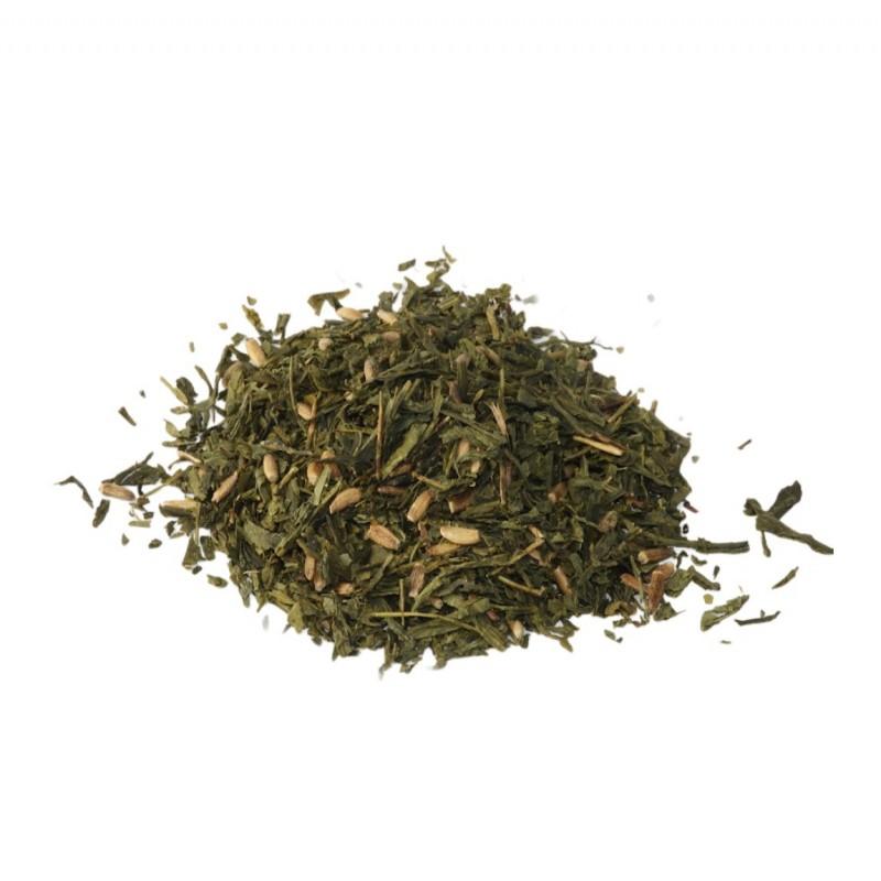 Πράσινο Τσάι Sencha με Γαϊδουράγκαθο (σπόροι)