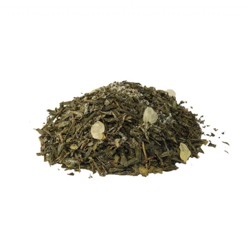 Πράσινο Τσάι Sencha με Μαστίχα Χίου
