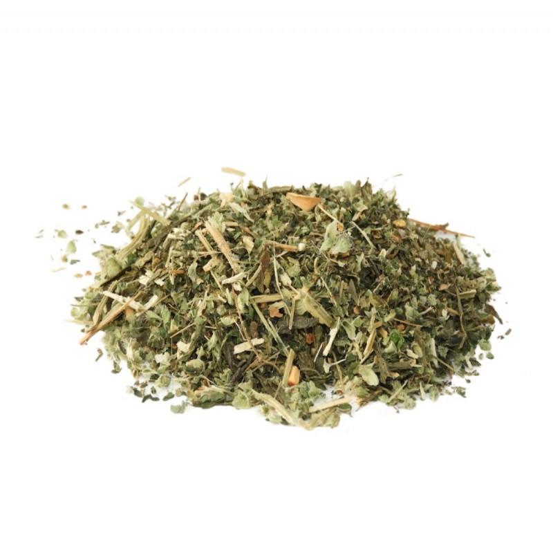 Πράσινο Τσάι Sencha με Πορτοκάλι, Τσουκνίδα & Γαϊδουράγκαθο